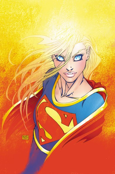 Supergirl courtesy of M.L.T.
