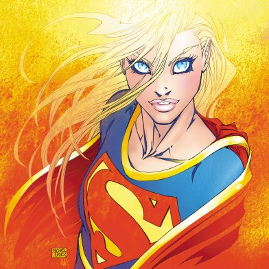 Supergirl courtesy of M.L.T.