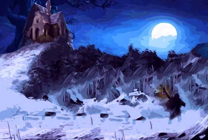 haunting