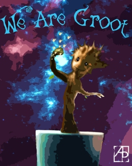 WE ARE GROOT (courtesy A.P.)