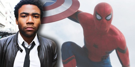 Donald Glover Spider-Man