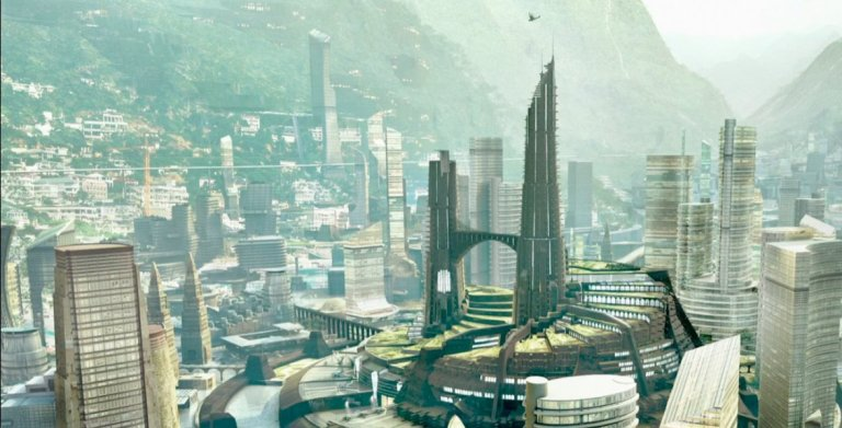 Wakanda-Golden-City