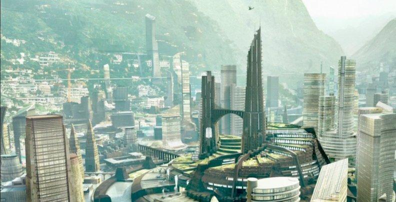Wakanda-Golden-City