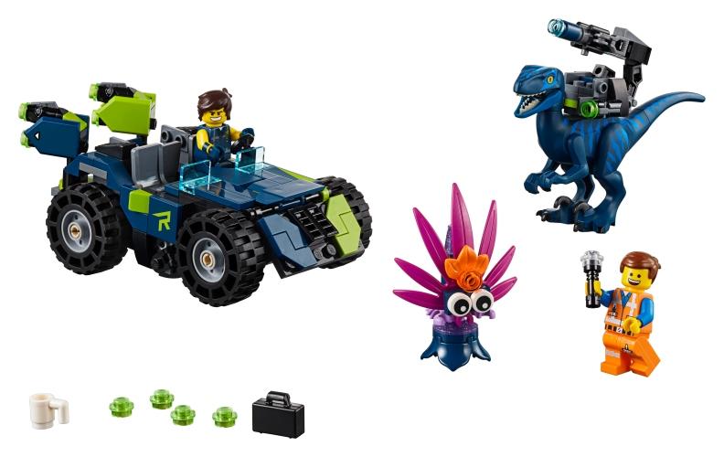 70826 TLM2 Rex's Rex-treme Offroader!