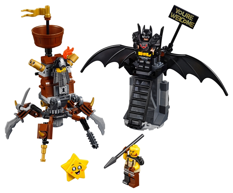 70836_TLM2 Battleready Batman and MetalBeard