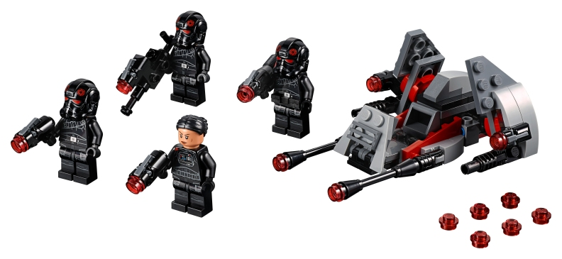 75226 Star Wars Inferno Squad Battle Pack