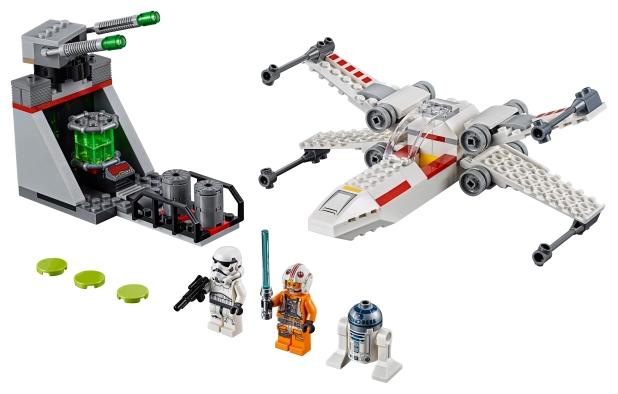 75235 Star Wars X-Wing Starfighter™ Trench Rum