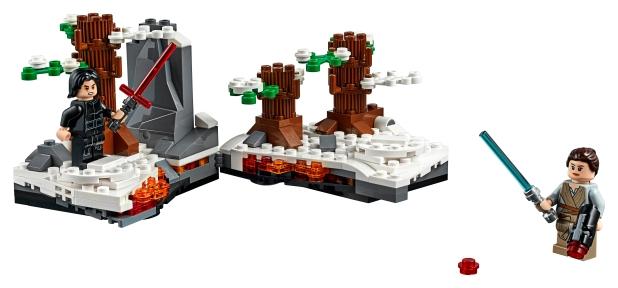 75236 Star Wars Duel on Starkiller Base