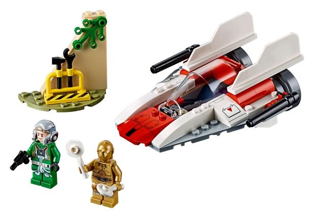 75247 Star Wars Rebel A-Wing Starfighter™