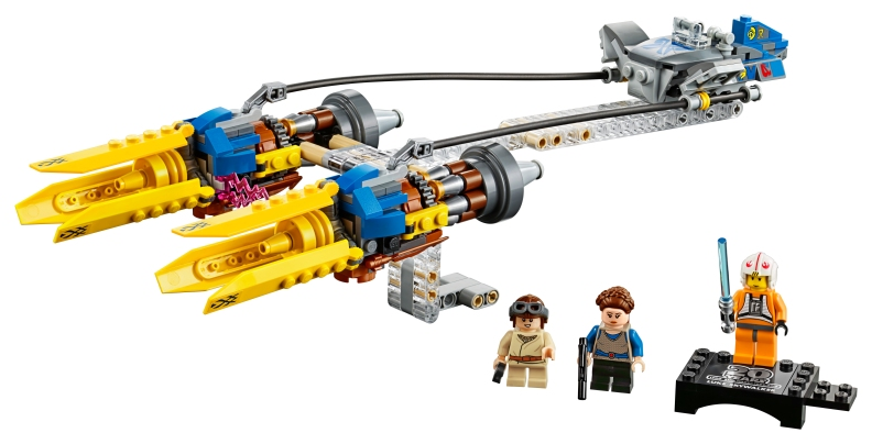 75258 Star Wars Anakin's Podracer-20th Anniversary Edition