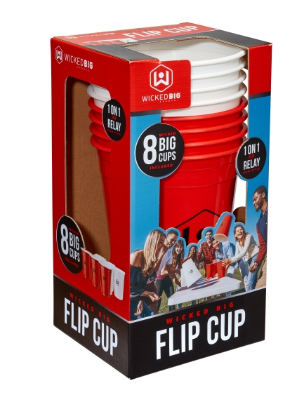 WBS Flip Cup