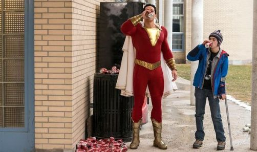 Shazam-reviews-rotten-tomatoes-critics-zachary-levi-dc-comics-1104925