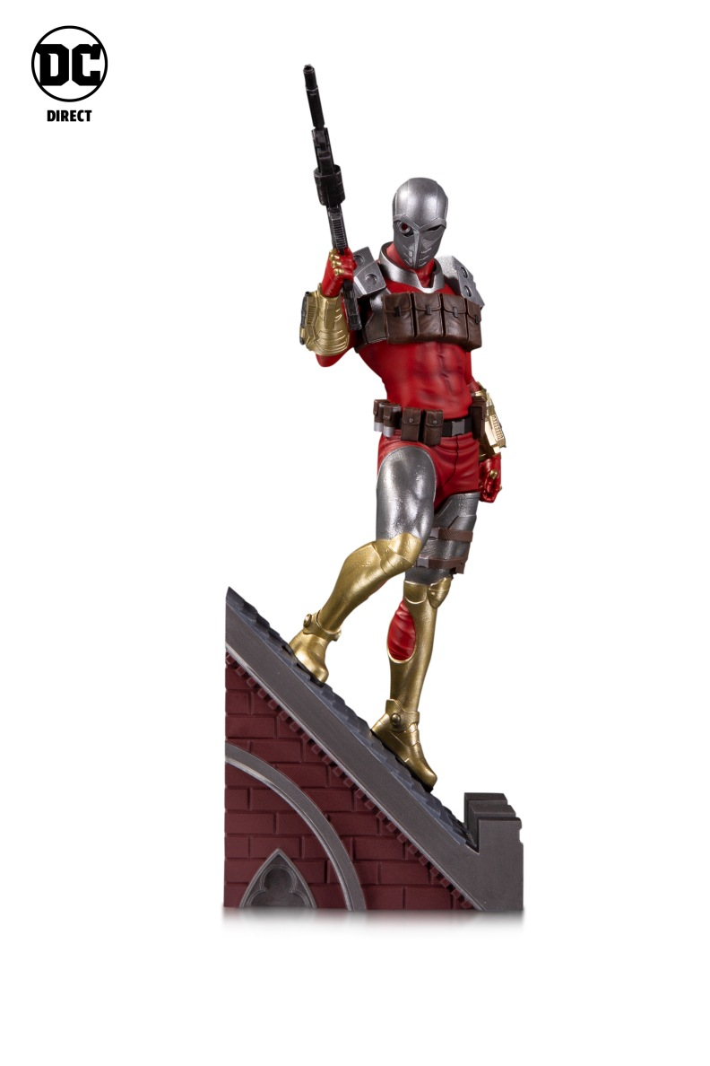 Batman Rogues Gallery Deadshot Multi-Part Statue